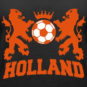 holland / nederlands elftal / the netherlands Tops - Vrouwen Premium tank top