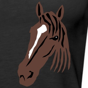 Horse Tops - Women's Premium Tank Top
