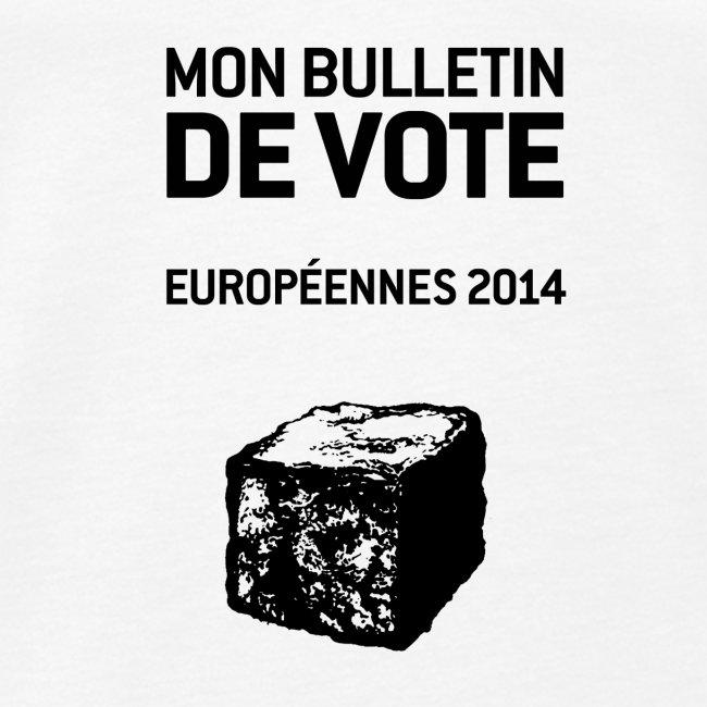 DEBARDEUR homme européennes 2014