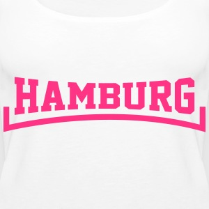 Hamburg - HH Tops - Frauen Premium Tank Top
