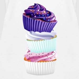 cupcake tower Tops - Frauen Premium Tank Top