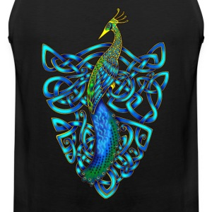 Peacock Sports wear - Men's Premium Tank Top