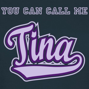 Tina - T-shirt personalised with your name T-Shirts - Women's T-Shirt