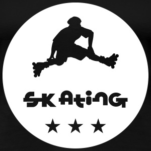 Skating T-Shirts - Women's Premium T-Shirt