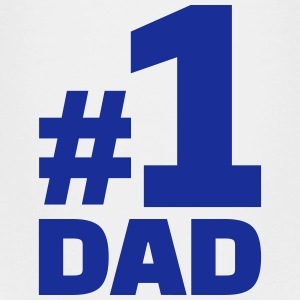 No. 1 Dad T-Shirts - Kinder Premium T-Shirt