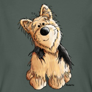 Yorkshire Terrier - Dog T-Shirts - Men's Organic T-shirt