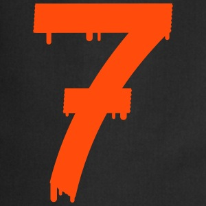 lucky number seven  Aprons - Cooking Apron