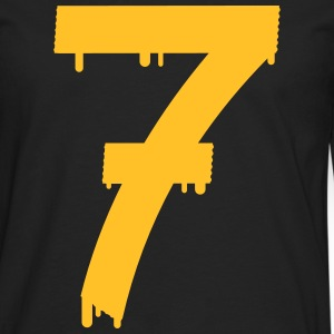 lucky number seven Long sleeve shirts - Men's Premium Longsleeve Shirt