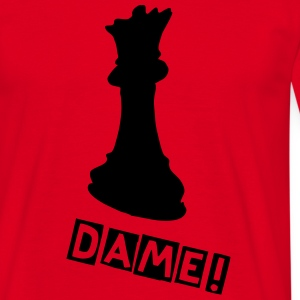 Dame! - T-shirt Homme