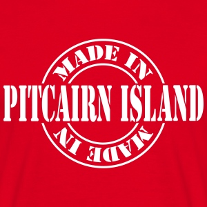 made_in_pitcairn_island_m1 Tee shirts - T-shirt Homme