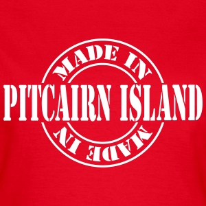 made_in_pitcairn_island_m1 T-skjorter - T-skjorte for kvinner