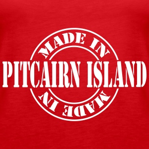 made_in_pitcairn_island_m1 Tops - Women's Premium Tank Top