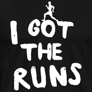 I Got the Runs T-Shirts - Men's Premium T-Shirt