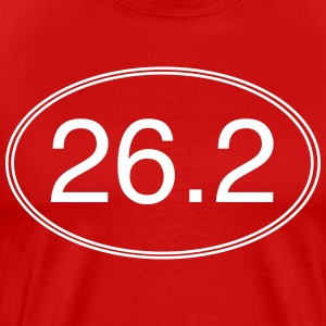 26.2 Running T-Shirts - Men's Premium T-Shirt