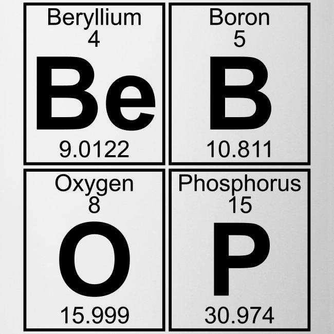 Be-B-O-P (bebop)