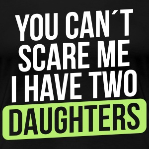 Two Daughters T-Shirts - Frauen Premium T-Shirt