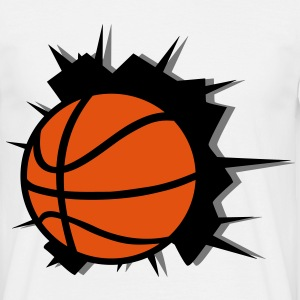 Basketball T-Shirts - T-skjorte for menn