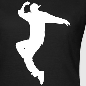hip hop dancer T-Shirts - Frauen T-Shirt