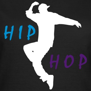 hip hop T-Shirts - Frauen T-Shirt
