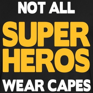 Not All Superheros T-Shirts - Men's Football Jersey