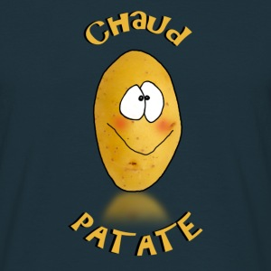 Chaud patate ! - T-shirt Homme