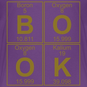 B-O-O-K (book) - Teenager Premium T-Shirt