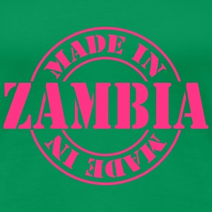 made_in_zambia_m1 T-Shirts - Women's Premium T-Shirt