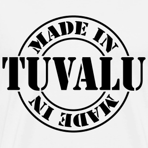 made_in_tuvalu_m1 T-shirts - Mannen Premium T-shirt