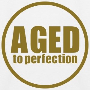 Aged to perfection Shirts - Kinderen baseball T-shirt