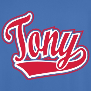 Tony - T-shirt personalised with your name T-Shirts - Men's Football Jersey