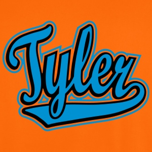 Tyler - T-shirt personalised with your name T-Shirts - Men's Football Jersey