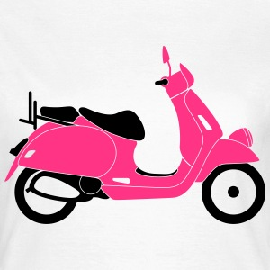 Scooter (2c)++2014 T-shirts - Dame-T-shirt