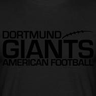 Motiv ~ Herren T-Shirt Black on Black