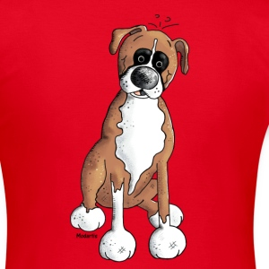 Boxer - Chien - Chiens Tee shirts - T-shirt Femme