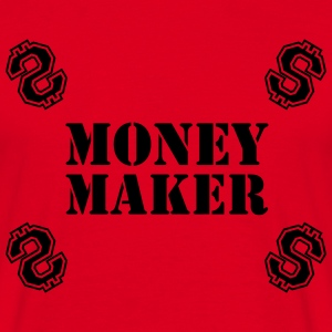 Money Maker T-shirts - Mannen T-shirt