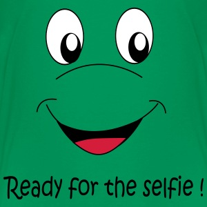 Ready for the selfie Shirts - Teenager Premium T-shirt
