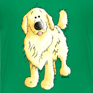 Golden Retriever - Hund T-Shirts - Kinder Premium T-Shirt