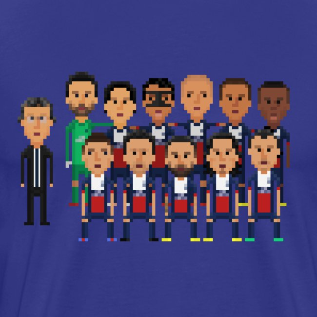 Men T-Shirt - PAR2014