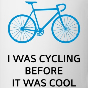 I Was Cycling Before It Was Cool Flasker & krus - Kop/krus