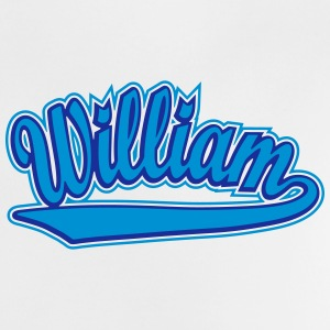 William - T-shirt personalised with your name Shirts - Baby T-Shirt