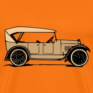 vintage car T-Shirts - Men's Premium T-Shirt