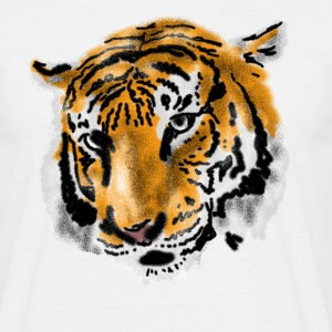 tigre Tee shirts - T-shirt Homme