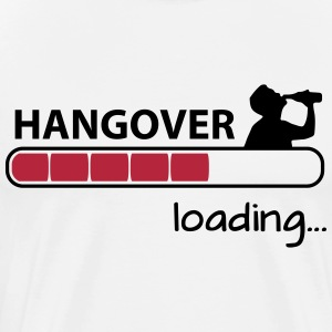 Hangover loading... Tee shirts - T-shirt Premium Homme