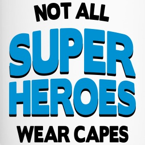 Not All Super Heroes Bottles & Mugs - Travel Mug