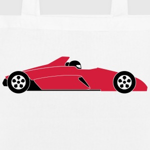 Race Cars (2c)++2014 Bags & Backpacks - EarthPositive Tote Bag
