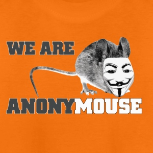 we are anonymouse - anonymous T-shirts - Premium-T-shirt tonåring