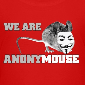 we are anonymouse - anonymous T-shirts - Premium-T-shirt barn