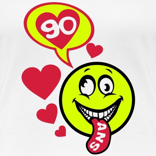 90_ans_smiley_anniversaire_bulle_langue