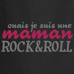 maman rock and roll Tabliers - Tablier de cuisine