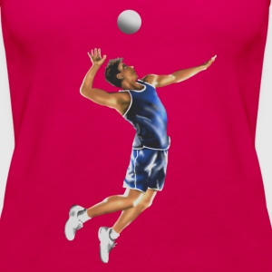 volleyball - Frauen Premium Tank Top